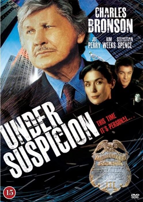 Image of   Family Of Cops 3 - Under Suspicion - DVD - Film