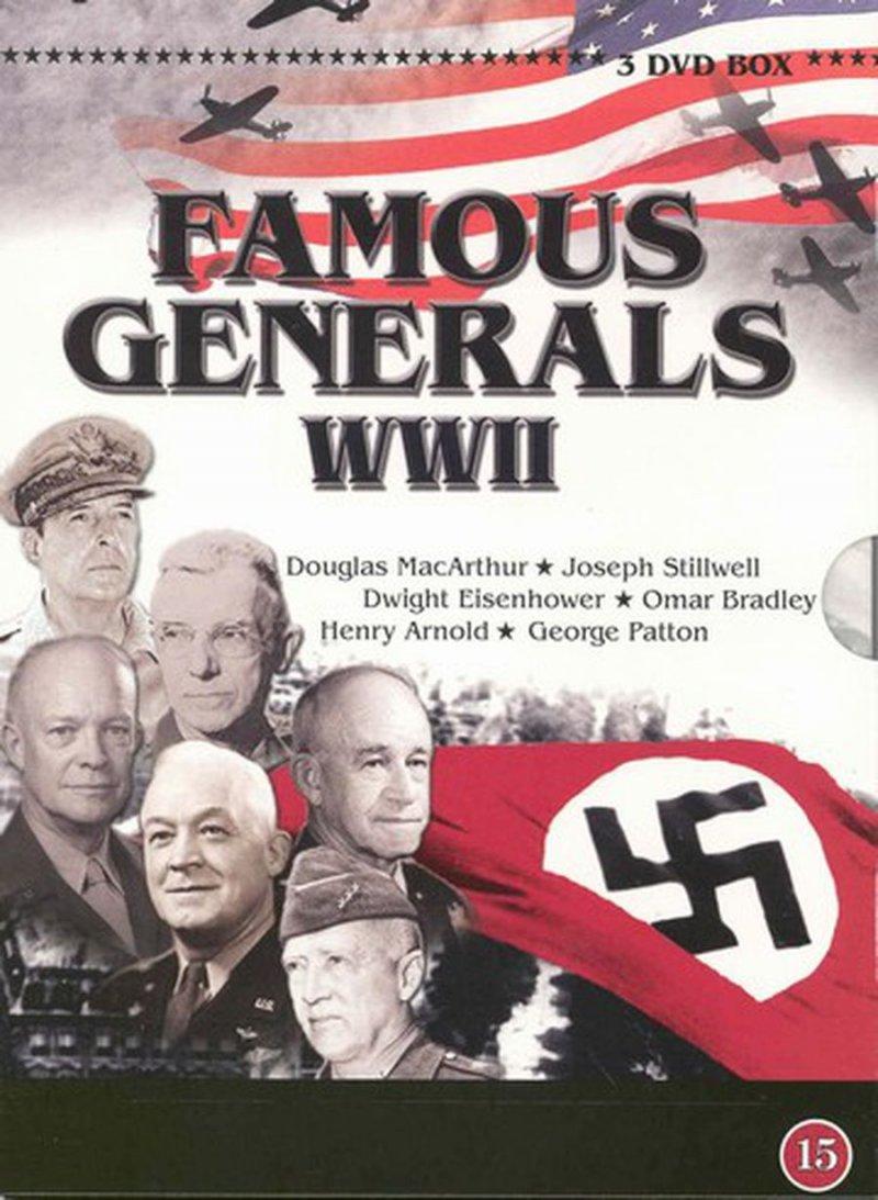 Billede af Famous Generals Wwii - DVD - Film