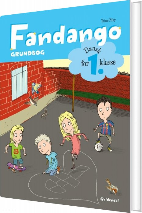 Fandango 1. Grundbog - Trine May - Bog