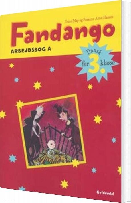 Image of   Fandango 3. Arbejdsbog A - Susanne Arne-hansen - Bog