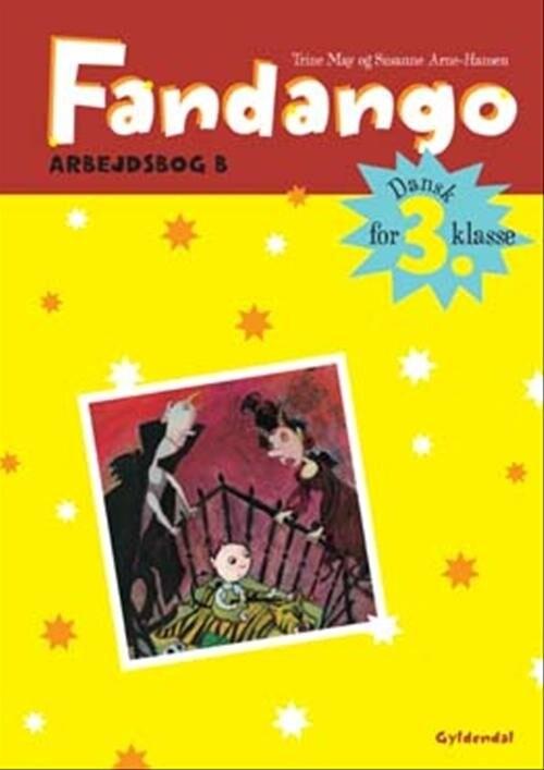 Image of   Fandango 3. Arbejdsbog B - Susanne Arne-hansen - Bog