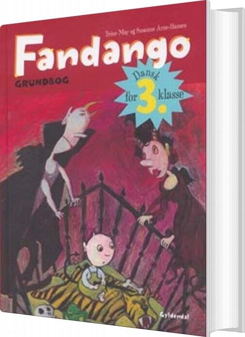 Image of   Fandango 3. Grundbog - Susanne Arne-hansen - Bog