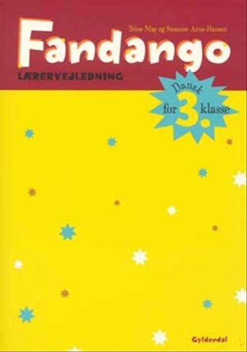 Image of   Fandango 3. Lærervejledning - Susanne Arne-hansen - Bog