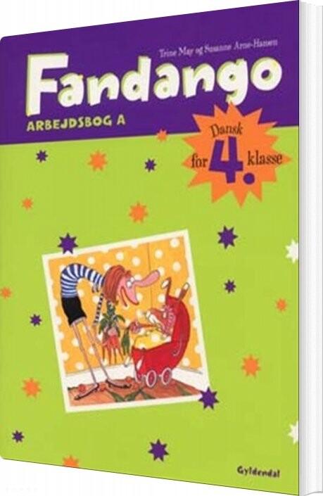 Image of   Fandango 4. Arbejdsbog A - Susanne Arne-hansen - Bog