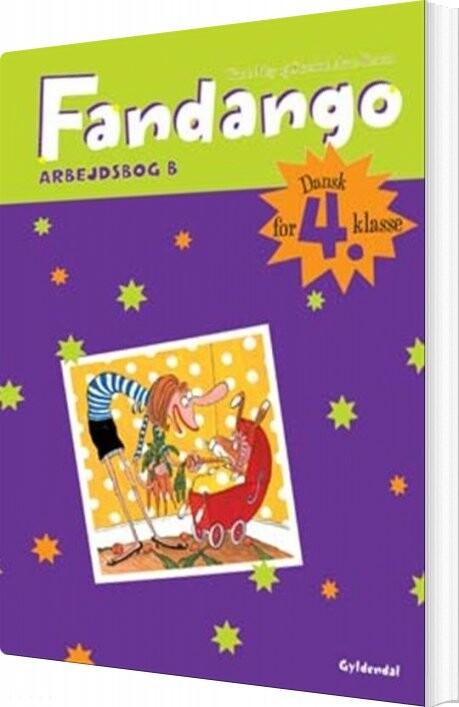 Image of   Fandango 4. Arbejdsbog B - Susanne Arne-hansen - Bog