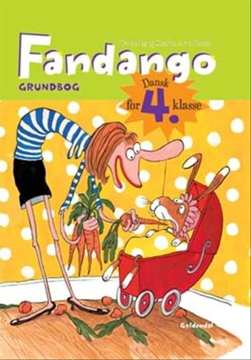Image of   Fandango 4. Grundbog - Susanne Arne-hansen - Bog
