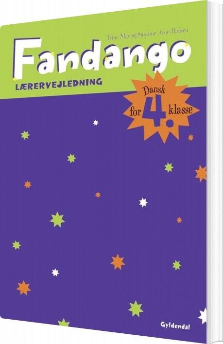 Image of   Fandango 4. Lærervejledning - Susanne Arne-hansen - Bog