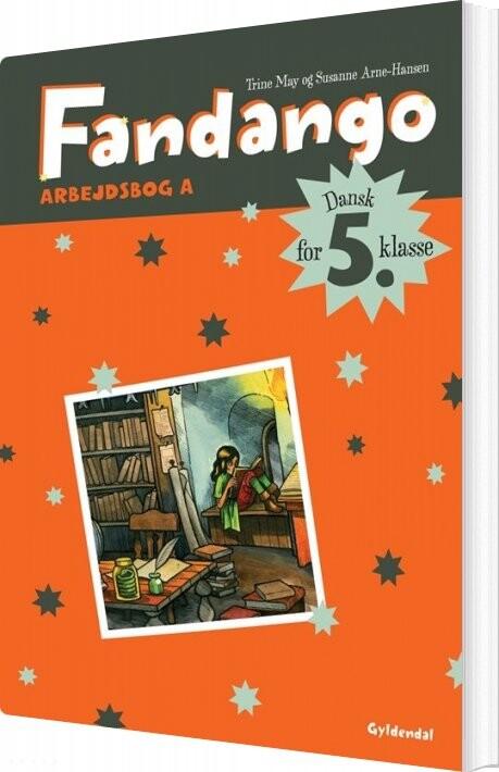 Image of   Fandango 5. Arbejdsbog A - Susanne Arne-hansen - Bog
