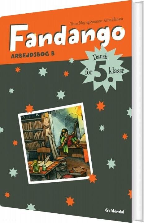 Image of   Fandango 5. Arbejdsbog B - Susanne Arne-hansen - Bog