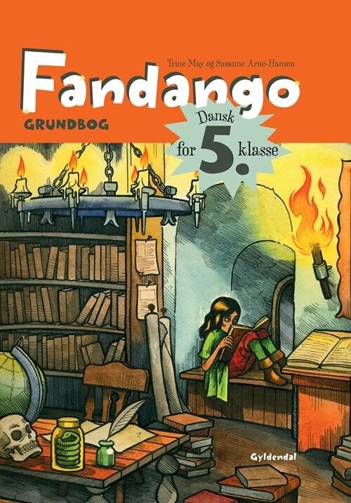 Image of   Fandango 5. Grundbog - Susanne Arne-hansen - Bog