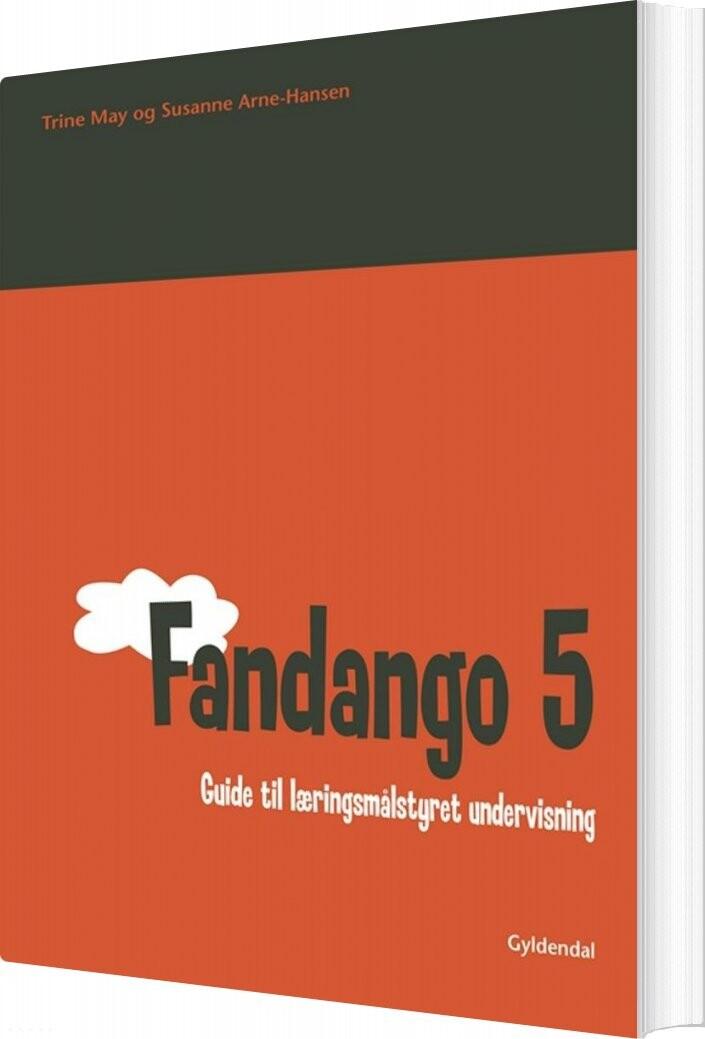 Image of   Fandango 5. Lærervejledning - Susanne Arne-hansen - Bog