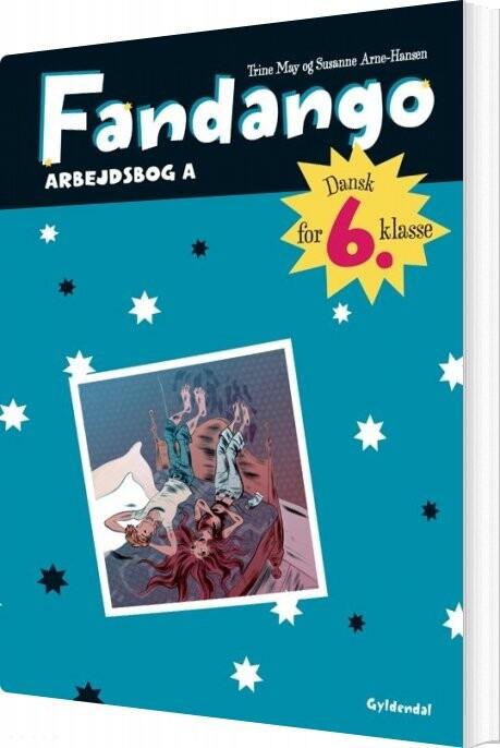 Image of   Fandango 6. Arbejdsbog A - Susanne Arne-hansen - Bog