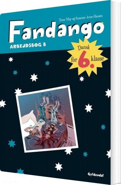 Image of   Fandango 6. Arbejdsbog B - Susanne Arne-hansen - Bog