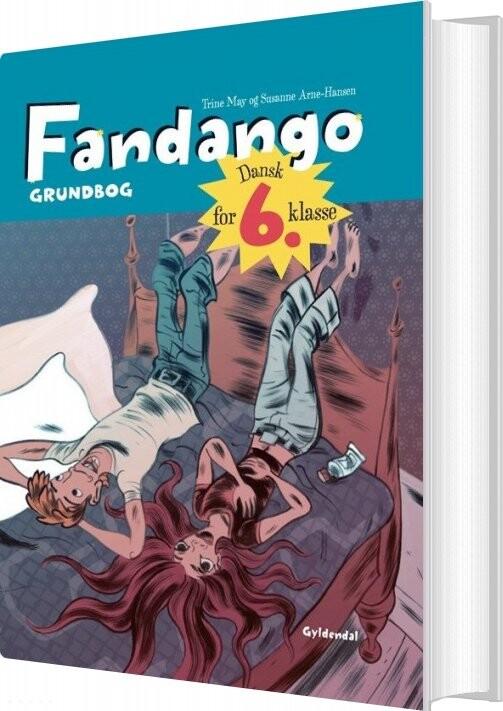 Image of   Fandango 6. Grundbog - Susanne Arne-hansen - Bog
