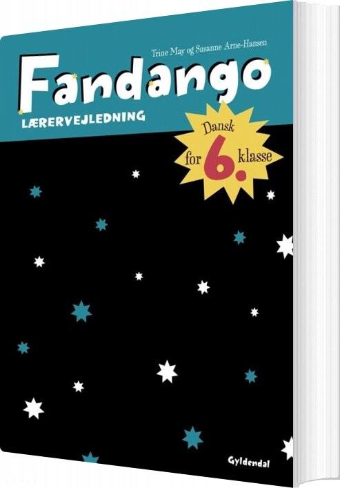 Image of   Fandango 6. Lærervejledning - Susanne Arne-hansen - Bog