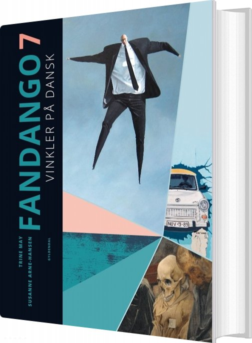 Image of   Fandango 7 - Susanne Arne-hansen - Bog