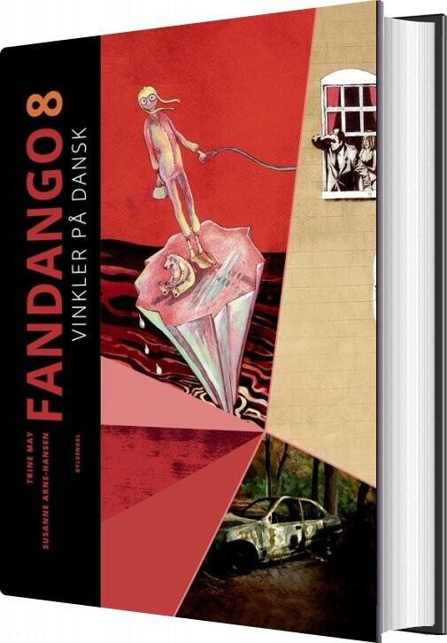 Image of   Fandango 8 - Susanne Arne-hansen - Bog