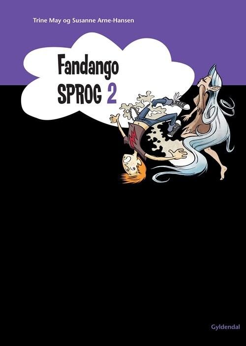 Billede af Fandango Sprog 2 - Susanne Arne-hansen - Bog