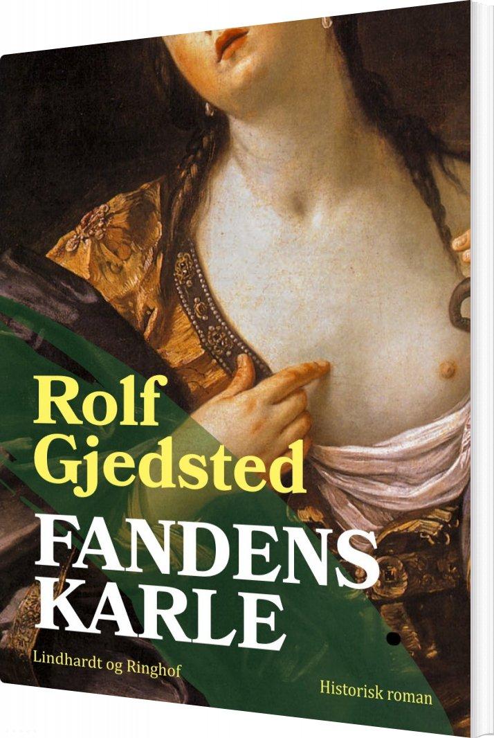 Image of   Fandens Karle - Rolf Gjedsted - Bog