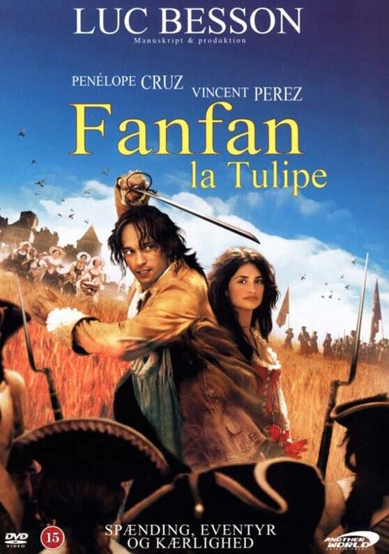Image of   Fanfan La Tulipe - DVD - Film
