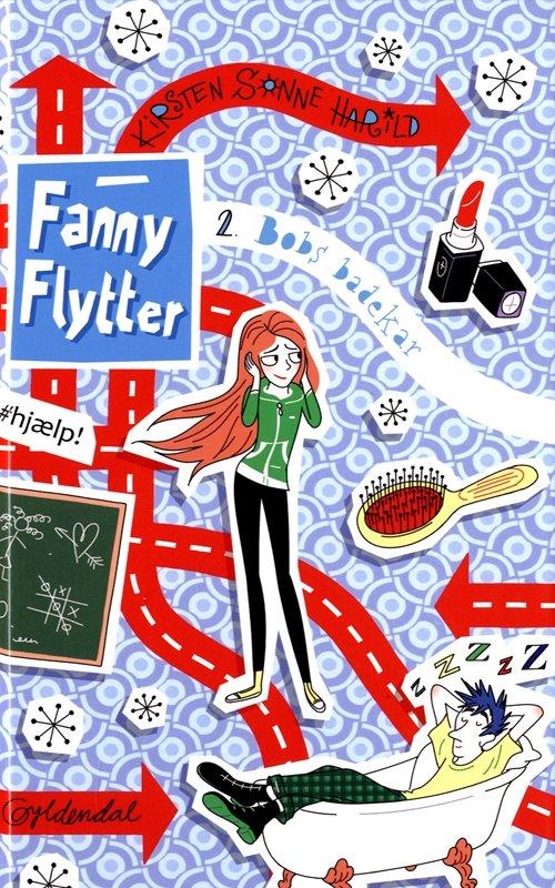 Fanny Flytter 2 - Bobs Badekar - Kirsten Sonne Harild - Bog