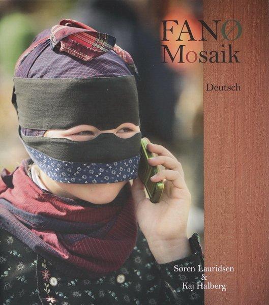 Billede af Fanø - Tysk Udgave - Kaj Halberg - Bog