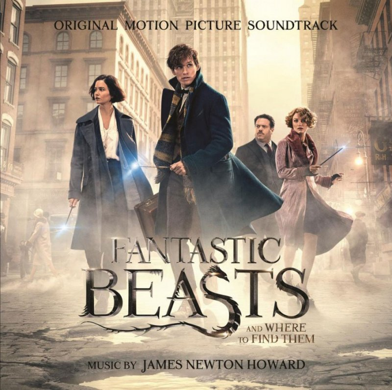 Image of   James Newton Howard - Fantastic Beasts And Where To Find Them - Soundtrack - Vinyl / LP