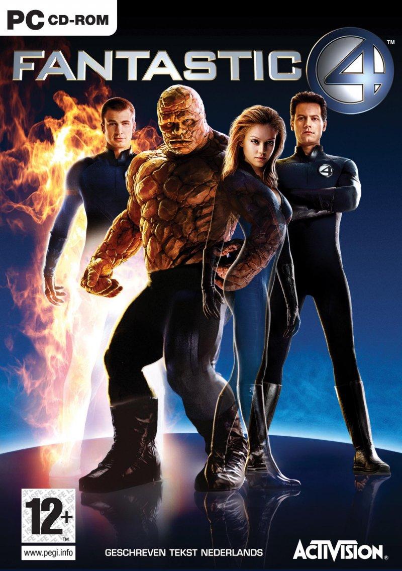 Image of   Fantastic Four - Dk - PC