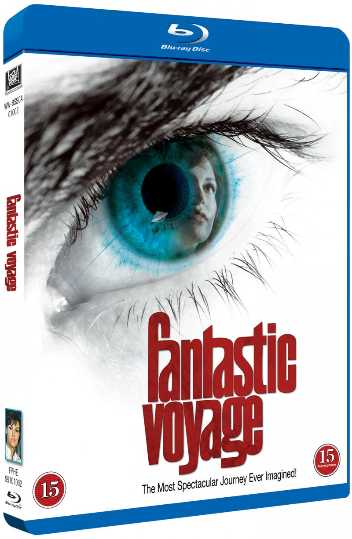 Image of   Fantastic Voyage - Blu-Ray