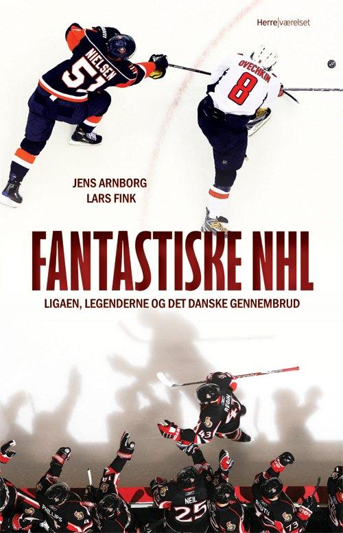 Image of   Fantastiske Nhl - Lars Fink - Bog