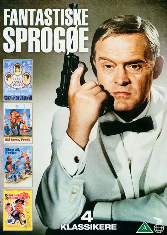 Billede af Fantastiske Ove Sprogøe - DVD - Film