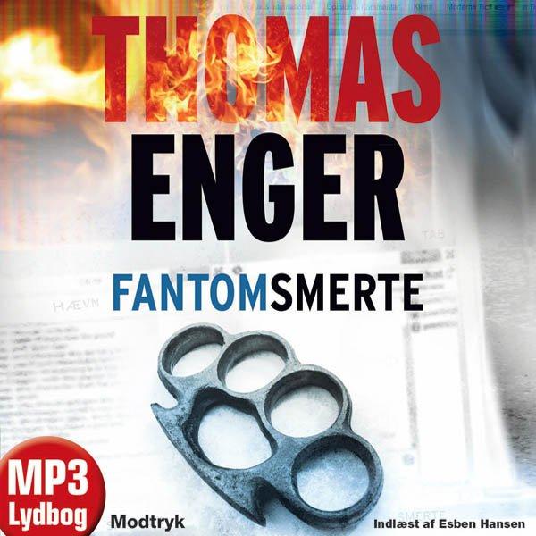 Image of   Fantomsmerte - Thomas Enger - Cd Lydbog