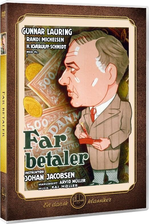 Image of   Far Betaler - 1946 - DVD - Film