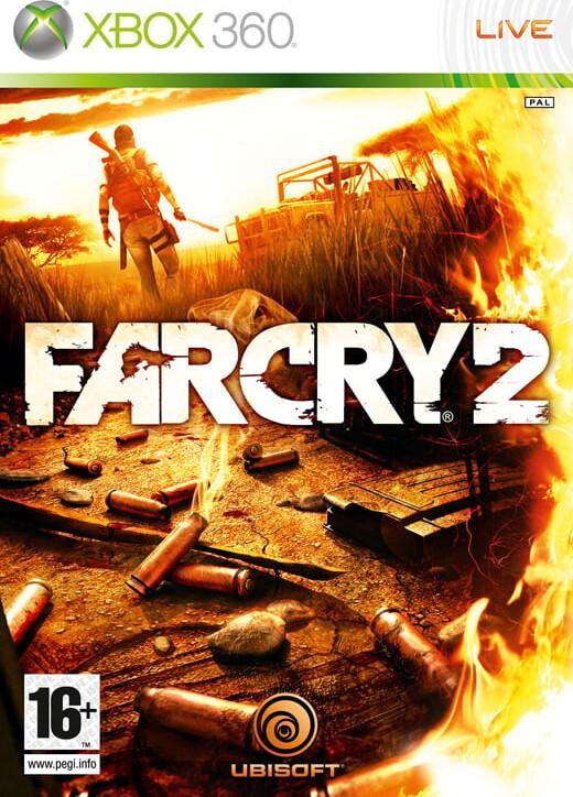 Image of   Far Cry 2 (classics) - Xbox 360
