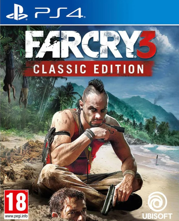 Image of   Far Cry 3 - Classic Edition - PS4