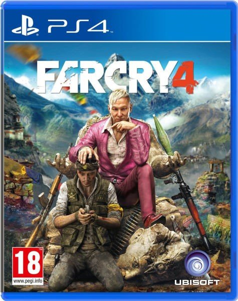 Image of   Far Cry 4 (nordic) - PS4