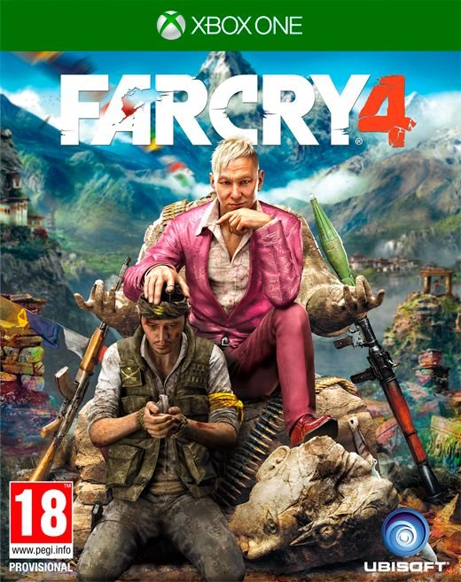 Image of   Far Cry 4 (nordic) - Xbox One