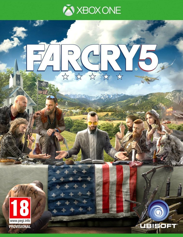 Image of   Far Cry 5 - Xbox One