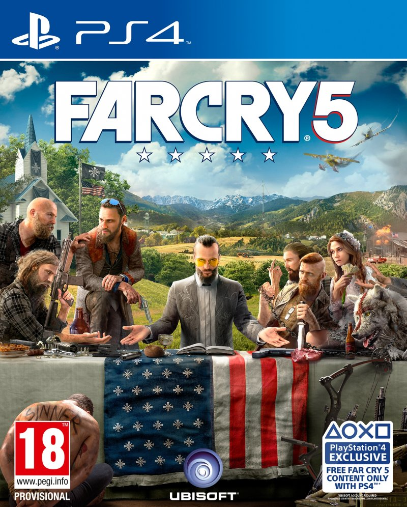 Image of   Far Cry 5 - PS4