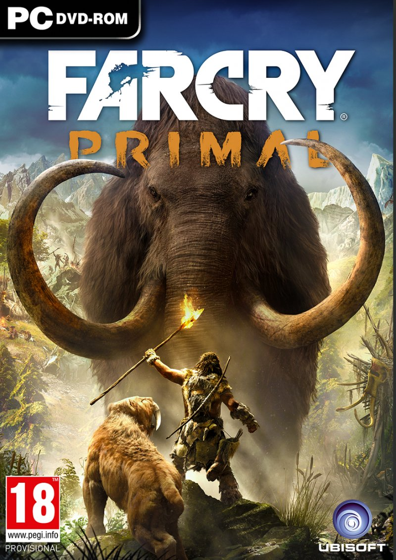 Image of   Far Cry Primal (uk/nordic) - PC