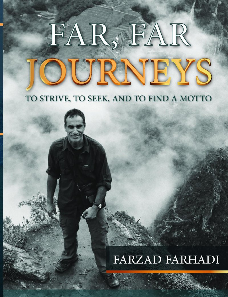 Far, Far Journeys - Farzad Farhadi - Bog
