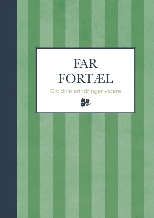 Image of   Far Fortæl - Elma Van Vliet - Bog
