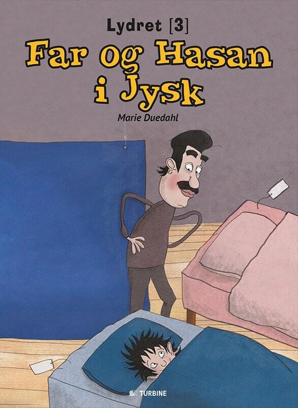 a4e322e20ad Far Og Hasan I Jysk Af Marie Duedahl → Køb bogen billigt her