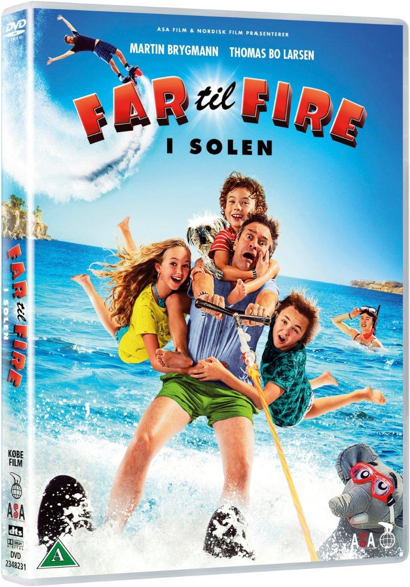 Image of   Far Til Fire I Solen - 2018 - DVD - Film