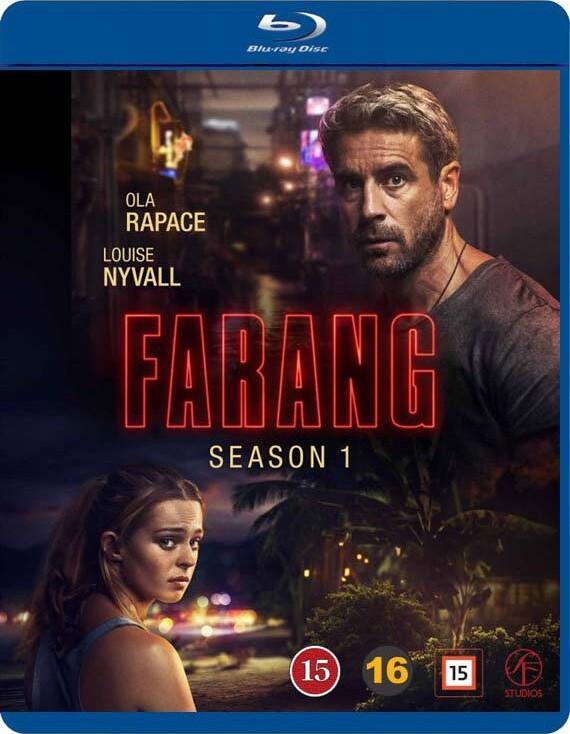Image of   Farang - Miniserie - Blu-Ray - Tv-serie
