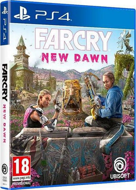 Image of   Farcry - New Dawn - PS4