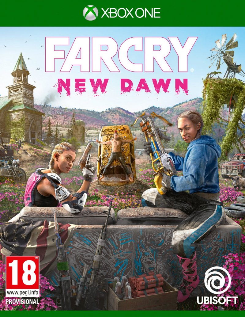 Image of   Farcry - New Dawn - Xbox One