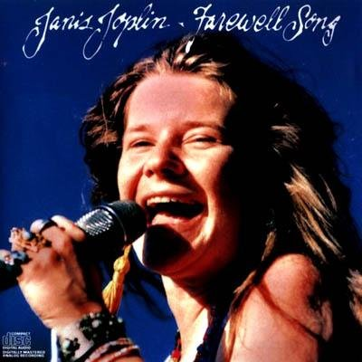 Image of   Janis Joplin - Farewell Song - CD
