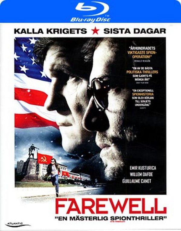 Image of   Farewell - Blu-Ray