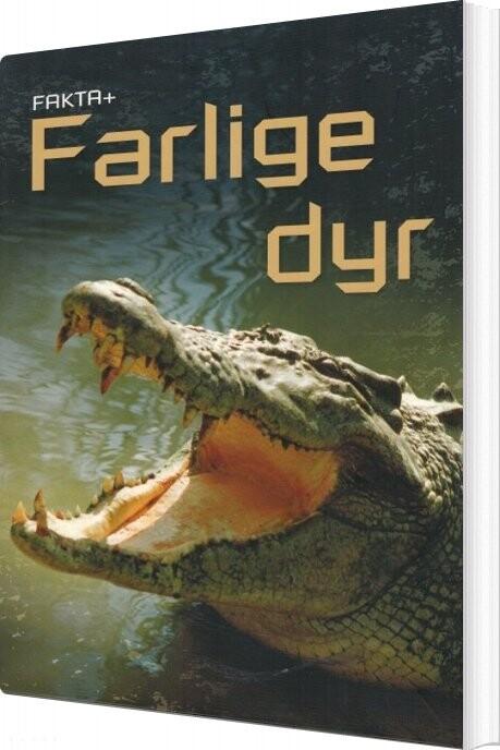Farlige Dyr - Henry Brook - Bog